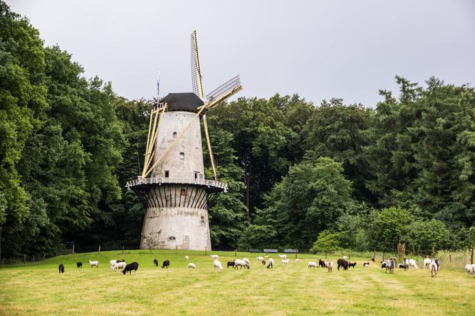 Molen openluchtmuseum, Arnhem