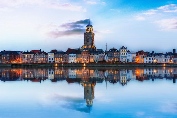 Stedentrip Deventer