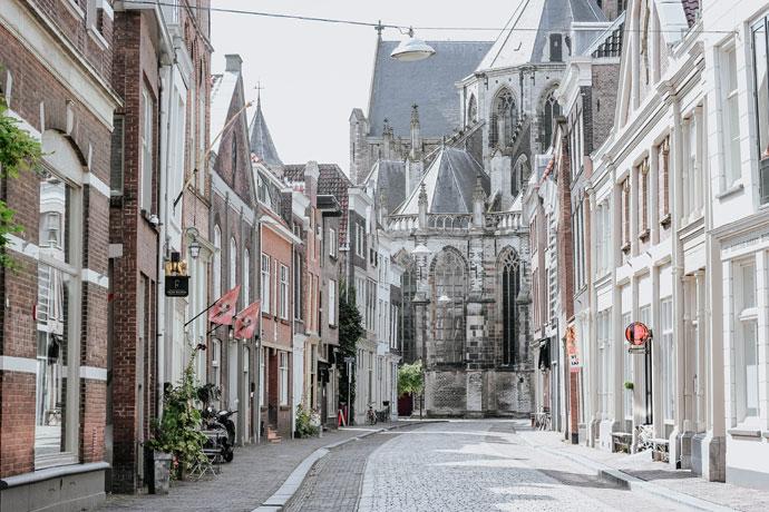 Leuke steden Nederland: Dordrecht