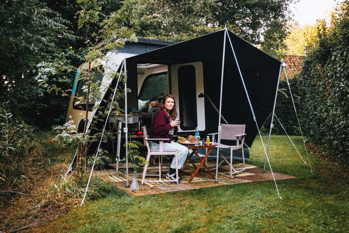 Kip Caravan Panorama Shelter