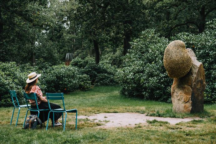 Beeldentuin Kroller Moller, Park Hoge Veluwe