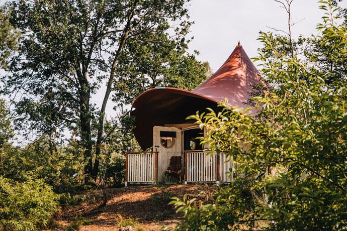 Glamp Outdoor Camp op de Veluwe