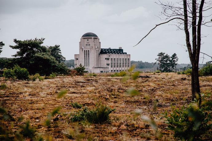 Mooiste plekken op de Veluwe: Radio Kootwijk