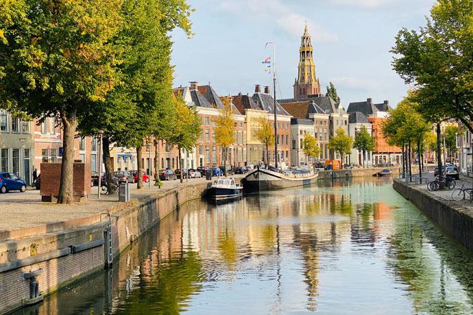 Leuke steden Nederland: Groningen