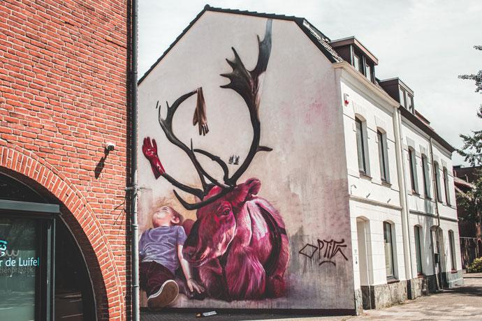 Street art in Heerlen
