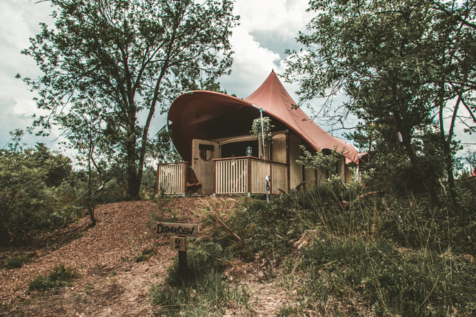 Glamp Outdoor Camp, Veluwe Hoenderloo