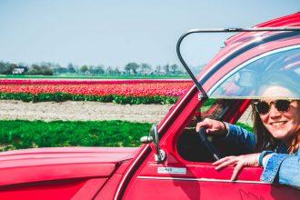 Korte roadtrip Nederland: met een oldtimer door Noord-Holland