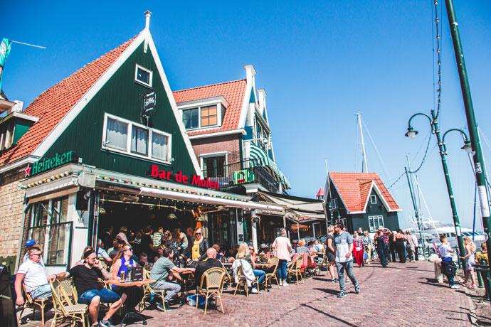 Volendam, Laag Holland