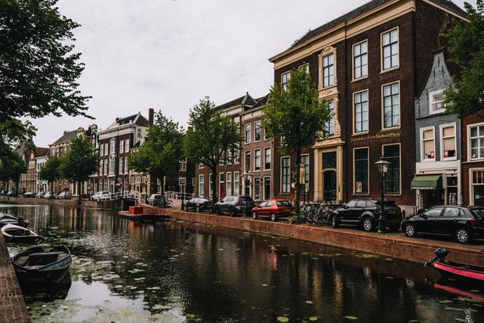 Leuke steden Nederland: Leiden