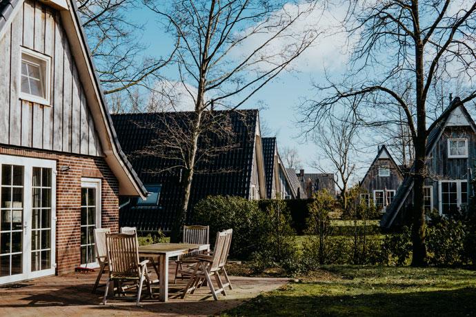 Wellness Huisje Hof van Salland