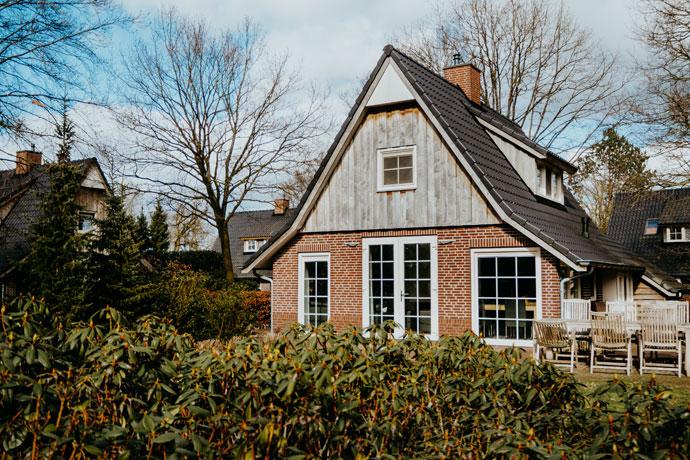 Wellness vakantiehuisje Hof van Salland