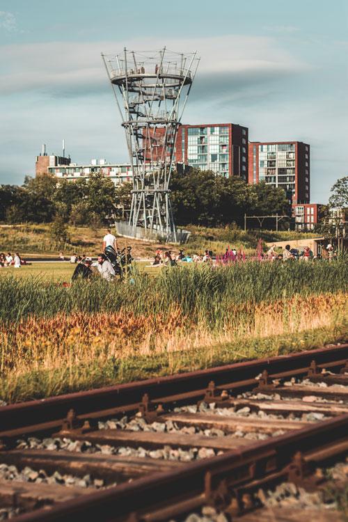De leukste tips voor een weekendje Tilburg: Spoorpark, Tilburg