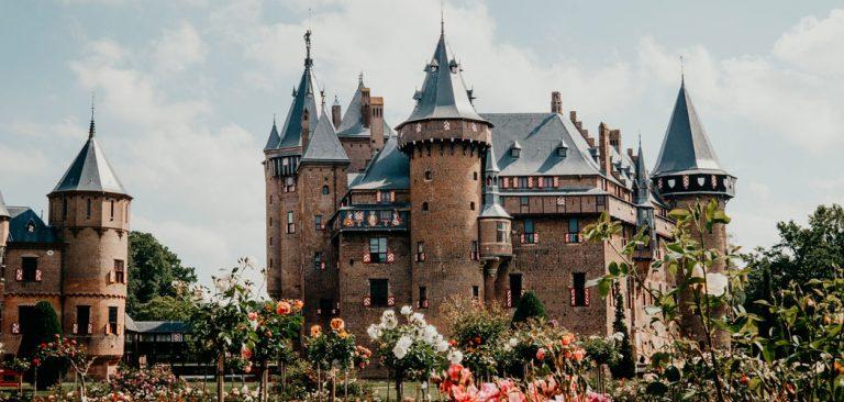 Kasteel de Haar in Utrecht bezoeken
