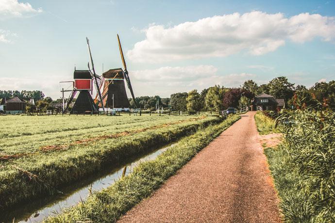 Mooie plekken in Utrecht: Oud Zuilen
