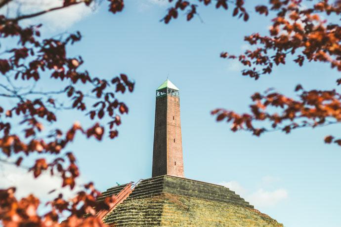 Pyramide van Austerlitz, provincie Utrecht