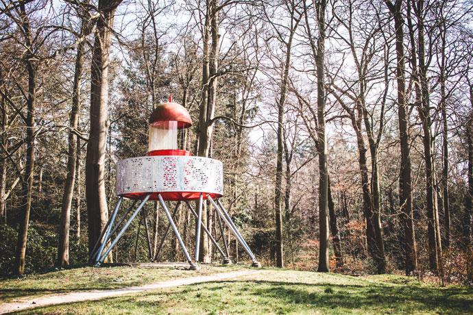 Mooie plekken in Utrecht: Zeisterbos