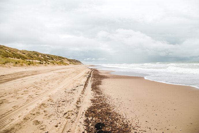 Strand Zeeland, Schouwen Duiveland