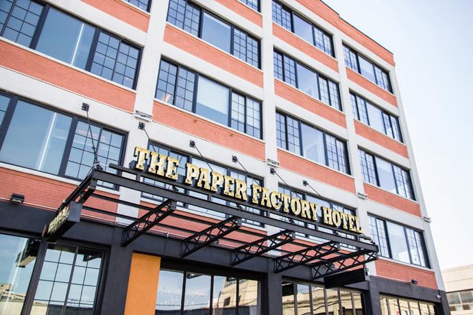 Paper Factory Hotel in Queens, New York