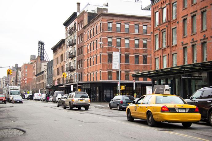 Leuke wijken in New York