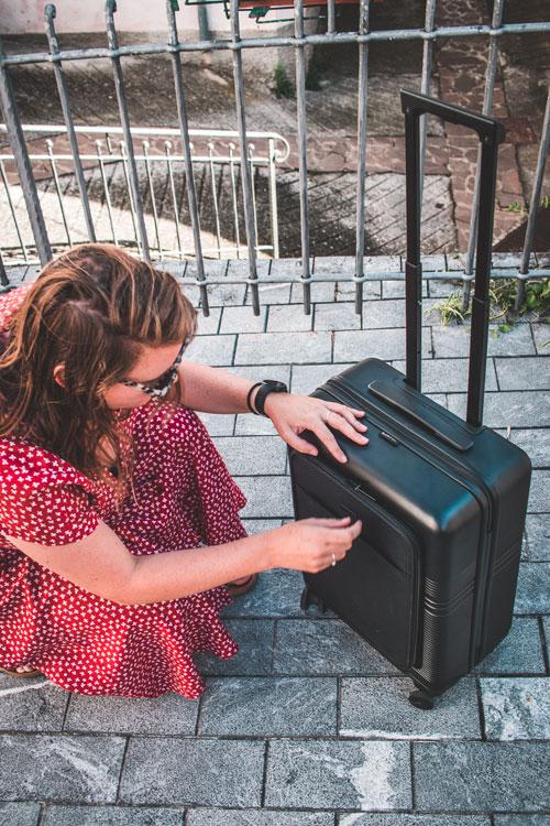 Handbagagekoffer NORTVI