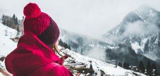 Wintersport in Sankt Johann im Pongau, Oostenrijk