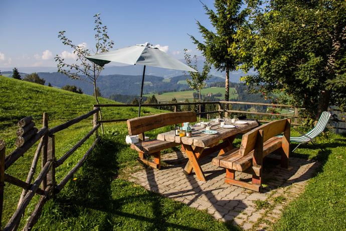 Bijzonder overnachten in een almhutte in Oostenrijk