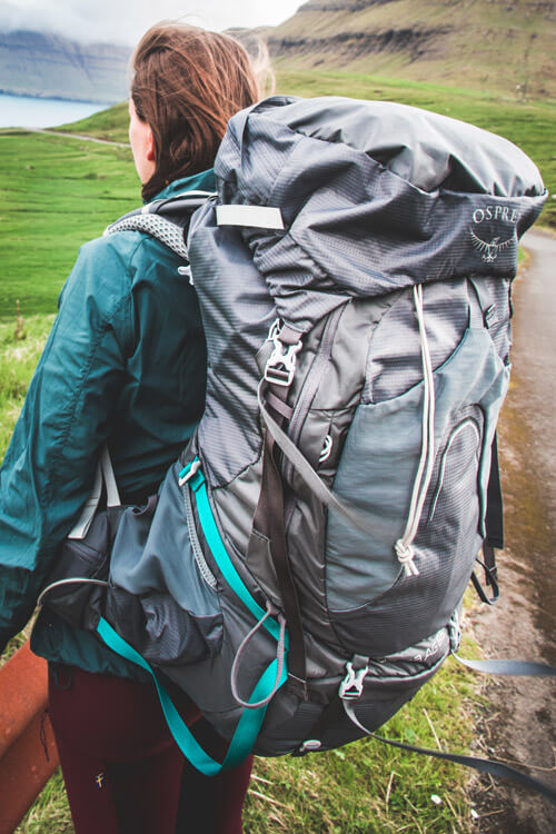Getest: Backpack Osprey Aura AG 65L