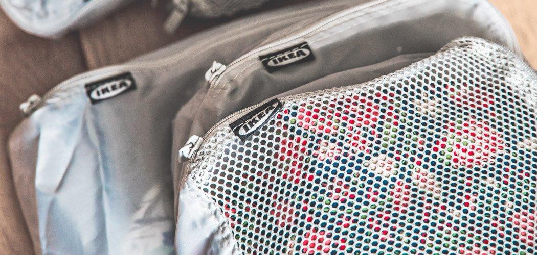 Getest: de beste packing cubes voor tijdens het backpacken