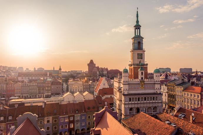 Poznan, Polen
