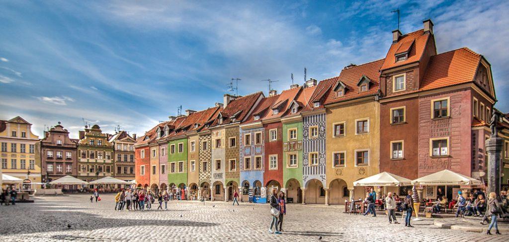Poznan, Polen (Foto: Jakub Pindych)