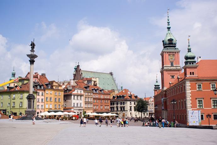 Rondreizen door Polen, Wit-Rusland en de Oekraïne