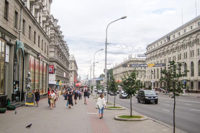 Rondreis Polen, Wit-Rusland en Oekraïne