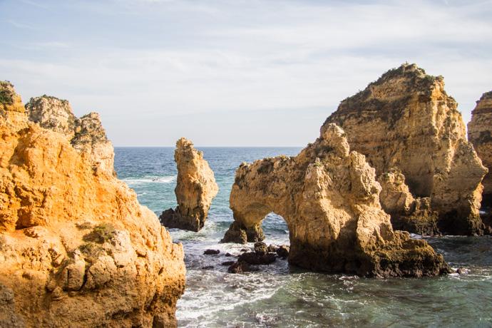 Portugal Algarve Ponte da Piedade