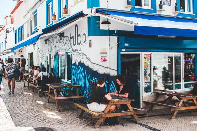 Restaurants in Ericeira