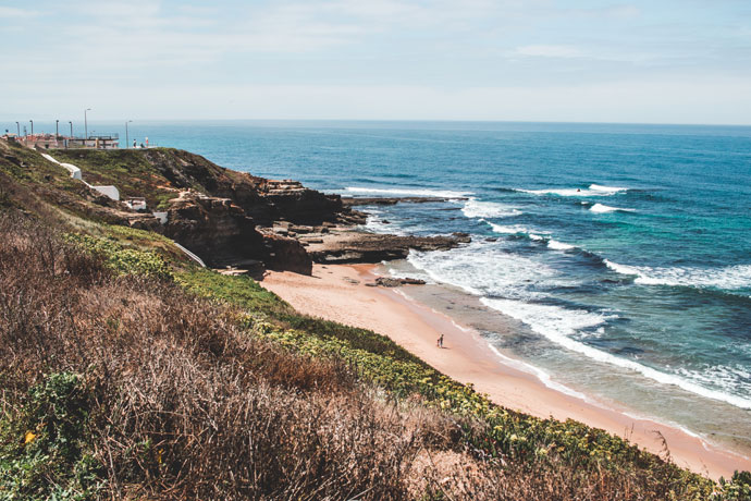 Strand in Ericeira