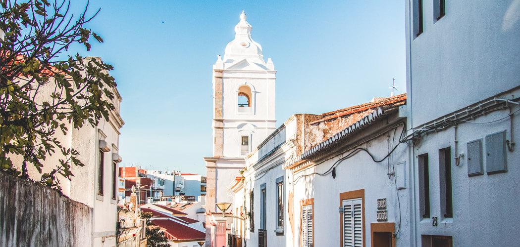 Bezienswaardigheden Lagos, Portugal