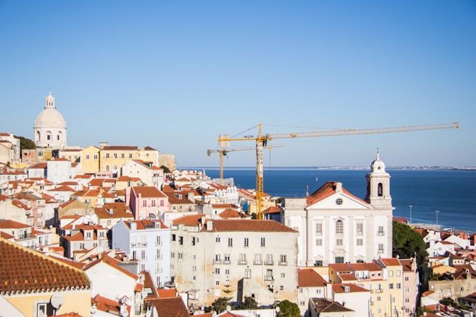 Lissabon Alfama