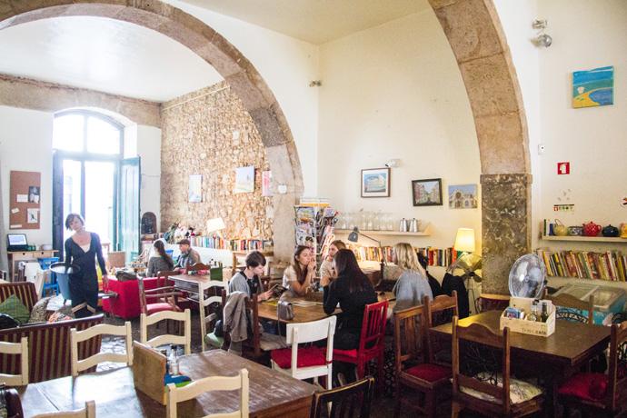 10 x eten en drinken in Lissabon