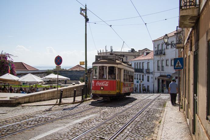 Bezienswaardigheden in Lissabon