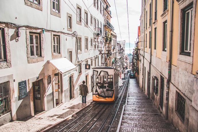 Leukste wijken van Lissabon: Cais do sodre