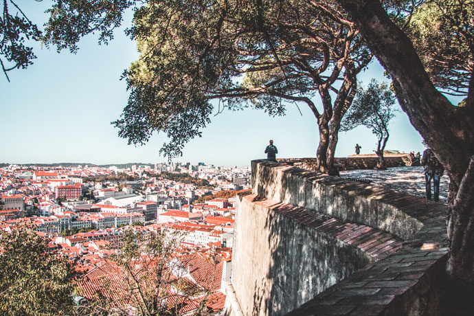 Leukste wijken van Lissabon: Castelo