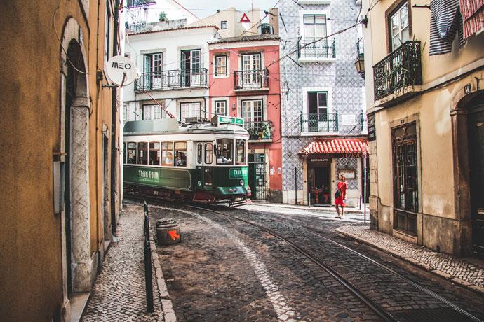 Leukste wijken van Lissabon: Graca