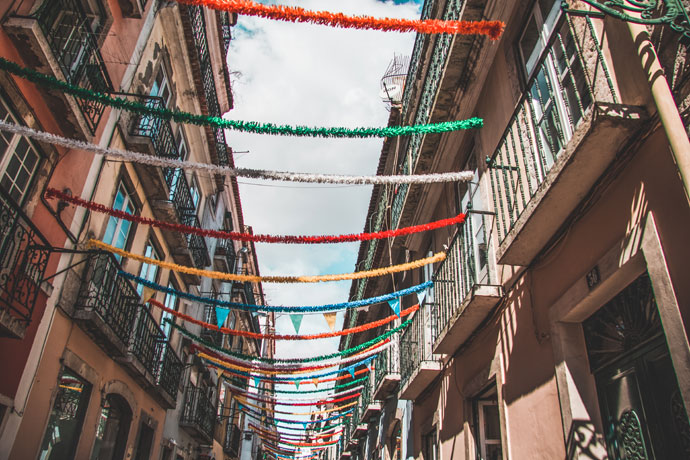 Leukste wijken van Lissabon: Bairro Alto