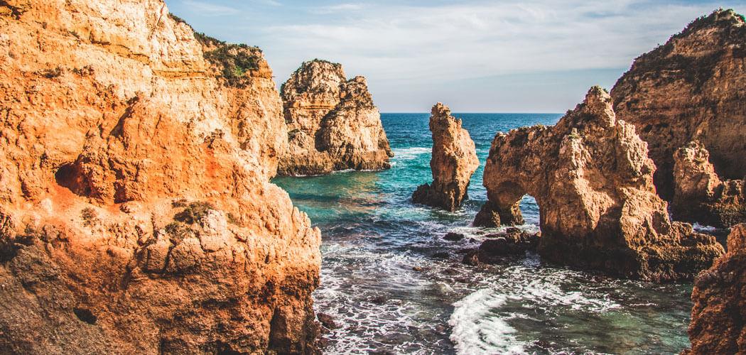 Portugal: Ponta da Piedade