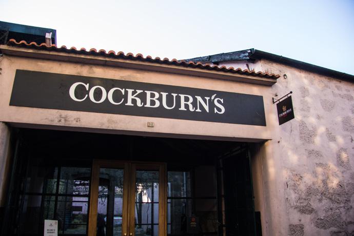 Hotspot: Port proeven bij Cockburn's in Porto