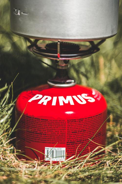 Primus Essential Trail Kit gasbrander