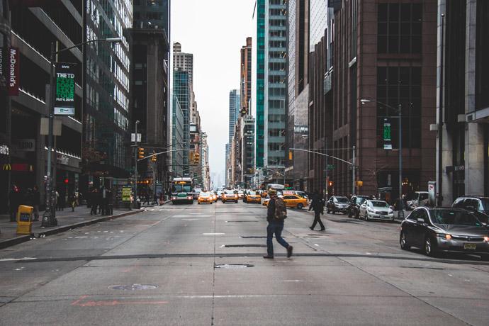 Regen in New York: wat te doen met slecht weer