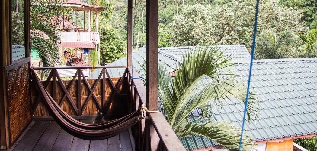 Sams Bungalows Bukit Lawang