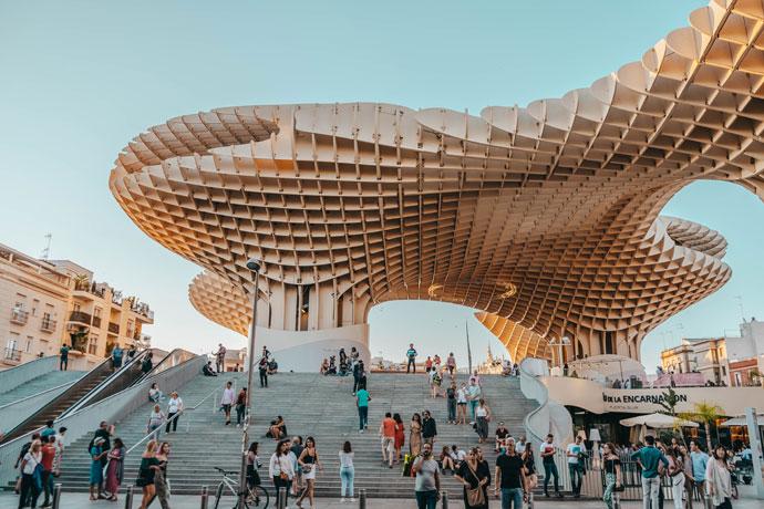 Vakantie Najaar: Sevilla