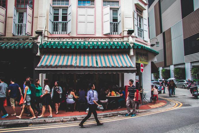 Leukste wijken in Singapore